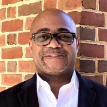 Headshot of Derrick P. Alridge