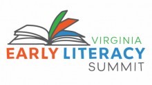 Virginia Early Literacy Summit Logo